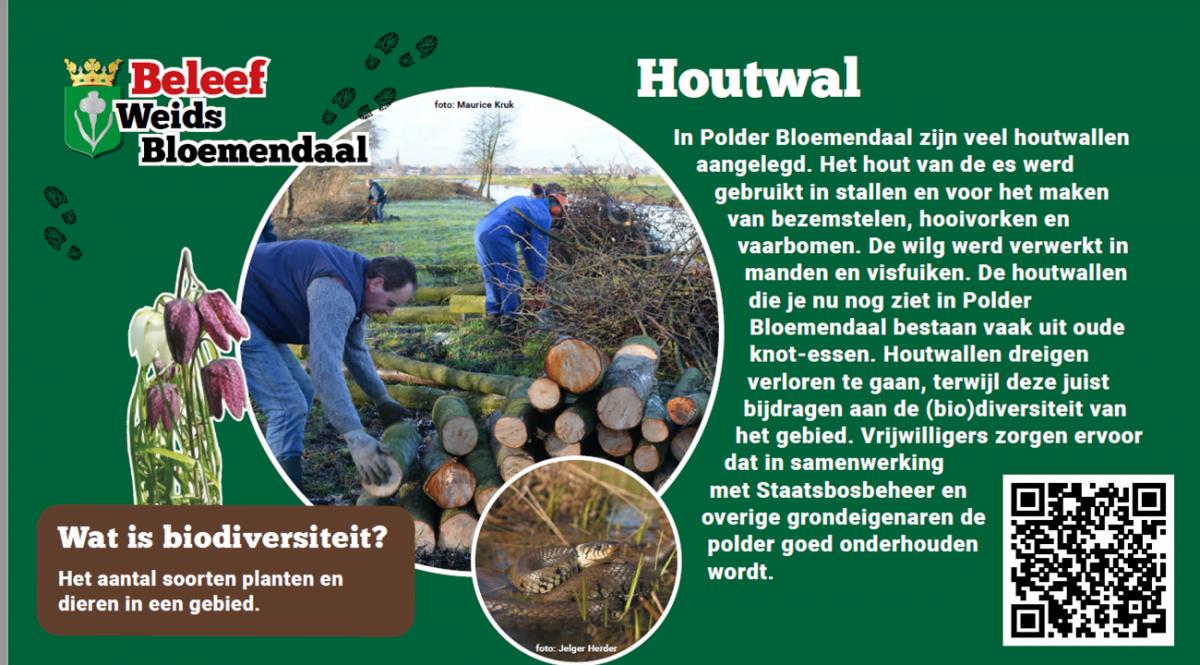 Bord Houtwal